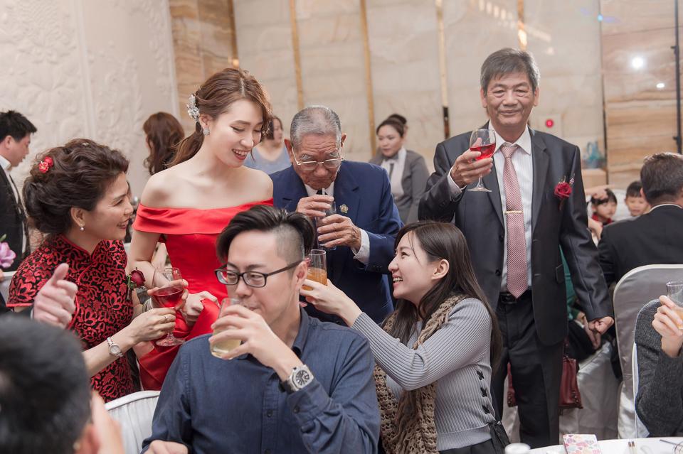 婚攝 高雄林皇宮 婚宴 時尚氣質新娘現身 S & R 157
