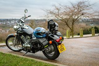 Harley-Davidson wannabe...