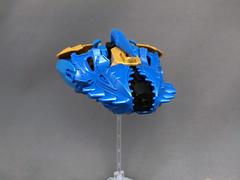 Jagras' Jaw 2 (Ballom Nom Nom) Tags: bionicle lego ccbs herofactory jaw skull spacecraft spaceship starfighter starcraft