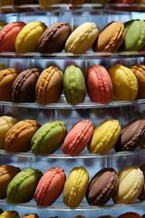 Macarons (beckybarnett303) Tags: food foodphotography foodporn paris france parisfrance sweets dessert macarons color colorful macro fujifilm fujifilmxe2s fuji french frenchfood shop travel