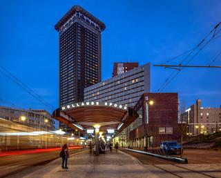 Nieuwe tramhaltes / Hollands Spoor 2018