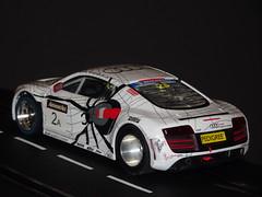 Audi R8 LMS (Oli-unterwegs) Tags: carrera digital 124 autos modellauto modelcar model modellautos modelcars slotcars slotcar car auto motorsport modell no2abathurst 2012 no2a bathurst 2a audi r8 lms