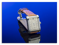 Limited Edition No31. (johnhjic) Tags: johnhjic hasselblad x1d studio flash broncolor siros blue watch cuervoysobrinos havana swiss luxury watchmaking alligator reflection reflections limited face macro new time cuba cuban sharp product