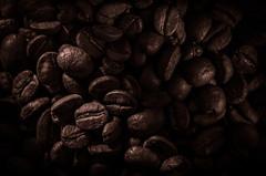 Dark roast (mvnfotos) Tags: macromondays monochrome