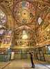 Vank Cathedral, Isfahan, Iran (Feng Wei Photography) Tags: persianculture traveldestinations isfahan ornate landmark religion indoors famousplace builtstructure iran iranianculture travel middleeast lowangleview cathedral church persian vertical rearview tourist intricacy goldcolored armenianculture christian christianity vankcathedral armenian decoration architecture fresco spirituality tourism colorimage art irn