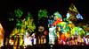 Light Collage (offroadsound) Tags: lichtungen evilichtungen lightartfestival hildesheim robertsochacki coloured lightcollage smartphonedisplay sparkasse
