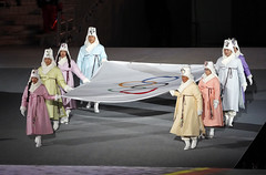 Ceremonia De Inauguracion PyeongChang 2018 12