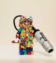 LockVerse Crazy Quilt (Jake Vitlock) Tags: lockverse custom lego batman crazy quilt dc