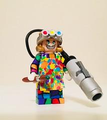 LockVerse Crazy Quilt (The_KomicKing) Tags: lockverse custom lego batman crazy quilt dc