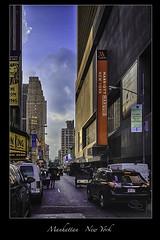 Manhattan - New York City (vonhoheneck) Tags: newyork manhattan city usa schölkopf schoelkopf canon eos6d bigapple eastriver hudson themet centralpark broadway timesquare nyc