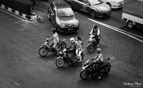 The motorcycle club