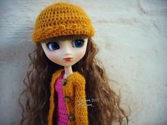 (Linayum) Tags: pullip pullipdita pullips pullipdoll junplanning doll dolls muñeca muñecas handmade ganchillo crochet linayum