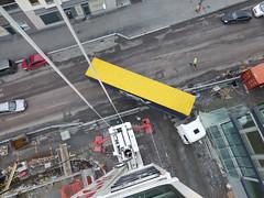 Mission: Impossible (skumroffe) Tags: truck lorry lkw lastbil camion dragbil scania trailer missionimpossible råsunda peab spierings edins edinskranar edinsmobilkranar solna stockholm sweden
