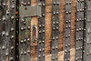 The Emperors Door (robertdownie) Tags: emperorpalace japan tokyo wood ancient architecture backgrounds closeup door emperors handle latch latched metal grate old oldfashioned pattern textured woodmaterial
