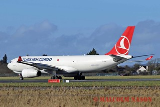 A330-243F TC-JDR TURKISH AIRLINES CARGO