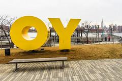 OY (jomak14) Tags: brooklyn nyc newyork wheremyrunningshoestakeme williamsburg iphone6plus urbanart bench