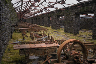 Australia Mill Dinorwic [Explored]