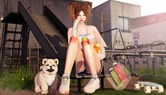 852 (Tomomi alpaca Homewood) Tags: taikou amitomo mina valekoer kustom9 playground tentacio