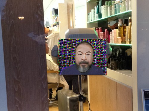 "View of ""Ai Weiwei 4U"" - Friday, 16 February 2018 - 18:01 GMT+0100 • <a style=""font-size:0.8em;"" href=""http://www.flickr.com/photos/103560756@N06/40343893942/"" target=""_blank"">View on Flickr</a>"