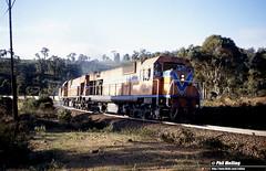 3217 N1872N1877 Jarrahdale Branch 16 July 1982 (RailWA) Tags: railwa philmelling westrai 1982 n1872n1877 jarrahdale branch