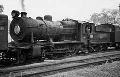 HS 26058 at Adra (Bingley Hall) Tags: rail railway railroad transport train transportation trainspotting locomotive engine india asia steam 280 besa hs 26058 northbritish adra