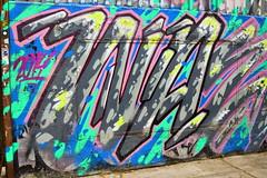 DSC06107 (joeluetti) Tags: nyc williamsburg graffiti