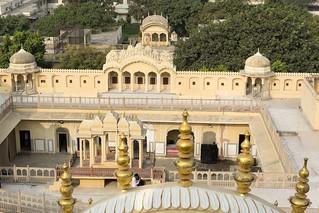 Hawa Mahal (palais des vents) à Jaipur, Inde