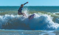 500_9999 (mylesfox) Tags: surfer surfing girl woman board