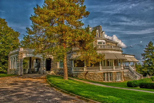 Brockville Ontario - Canada  - Fulford Place - Heritage