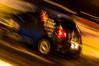 schwups....und weg (montagestaender) Tags: mitzieher versuch try auto sanktwendel stwendel nacht night rallye race rennen stadt city pentax pentaxkx light licht strasse street