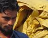 old delhi 2015 (gerben more) Tags: olddelhi people portrait portret man beard india youngman handsomeman yellow