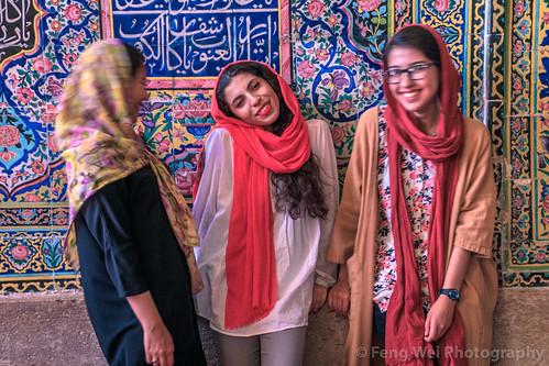 Nasir al-Mulk Mosque, Shiraz, Fars Province, Iran