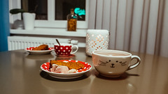 07.12.2017 (Fregoli Cotard) Tags: tea cake carrotcake freebie freebiesarethebest feelingspecial polkadotsplates polkadots kittycup catcup eveningsnack teaandcake dots dailyjournal dailyphotography dailyproject dailyphoto dailyphotograph dailychallenge everyday everydayphoto everydayphotography everydayjournal aphotoeveryday 365everyday 365daily 365 365dailyproject 365dailyphoto 365dailyphotography 365project 365photoproject 365photography 365photos 365photochallenge 365challenge photodiary photojournal photographicaljournal visualjournal visualdiary 341of365 341365 tableshot onthetable