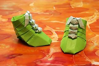 Lace Boots (Yoshio Tsuda)