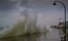 les grandes marées du début d'année , digue du sillon ( 35 Saint-malo , bretagne ) (miguel photos 35400) Tags: marée sillon digue vagues stmalo