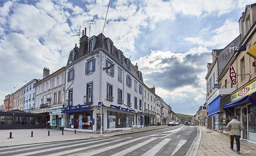 Rue Jean Jaurès Le Creusot