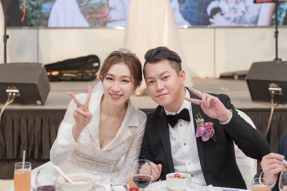 婚攝 高雄林皇宮 婚宴 時尚氣質新娘現身 S & R 132