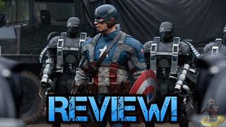 Captain America: The First Avenger Review!
