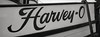 Harvey-O, Ilwaco, Washington (austin granger) Tags: harveyo ilwaco washington harvey fishing boat script font painted evidence letters bow name film xpan
