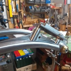Next step: put some heat on the pointy & not so pointy parts #ccycles
