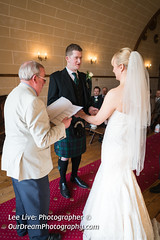 DalhousieCastle-18021585 (Lee Live: Photographer) Tags: bride cake ceremony chapel clarebaker dalhousiecastle grom groupshot kiss leelive ourdreamphotography owls rings rossmcgroarty signingoftheregister wedding wwwourdreamphotographycom