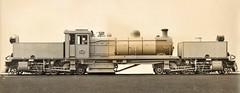 "South African Railway - SAR ""Beyer Garratt"" type 2-6-2+2-6-2 steam locomotive Nr. 2182 (Beyer Peacock Locomotive Works, Manchester-Gorton 6189 / 1924) (HISTORICAL RAILWAY IMAGES) Tags: steam locomotive sar garratt bp beyerpeacock manchester gorton southafrican railway 262262"