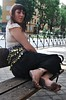 1511285_247768295385839_1917273919_n (paulswentkowski1983) Tags: dirty feet soles filthy female street barefooter black pitch calloused
