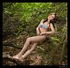 Nikki (madmarv00) Tags: d600 kaiwishoreline nikki nikon asian bikini girl hawaii kylenishiokacom makapuu model oahu outdoor woman woods treest forest