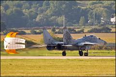 MiG-29AS (Pavel Vanka) Tags: mig29as slovak air force siaf 2017 slovakairforce slovakiaairforce mig mig29 fulcrum sliac lzsl airshow slovakia plane airplane aircraft spotting spotter jet fighter flying