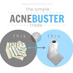 Skin Care Tips For Acne : LoveYourSkinBeautiful ~ Get rid of acne by trading bacteria-breeding towels with... thumbnail