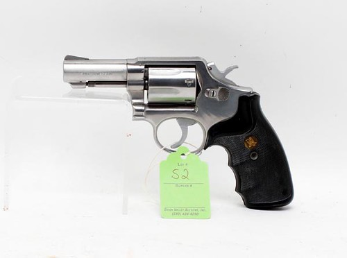 Smith & Wesson Model 65-2 357 mag. Revolver ($448.00)