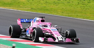 Force India VJM010 / Nikita Mazepin / Sahara Force India F1 Team