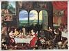 Taste, Hearing and Touch (Clementoni, 3,000 pieces) (Danijel Legin) Tags: puzzle clementoni 3000 bruegel jigsaw