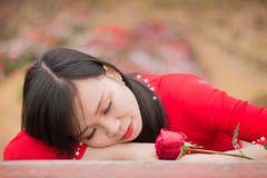 6367 (mapleal_2000) Tags: vietnam woman beautifulwoman aodai